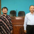UNS Kembali Kukuhkan Dua Guru Besar Baru lewat Daring, Rabu Besok(15/07/2020).