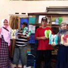 Dosen UMB Bandung dan UBY Boyolali kunjungan ke Industri Sendal di Kemalang, Klaten.