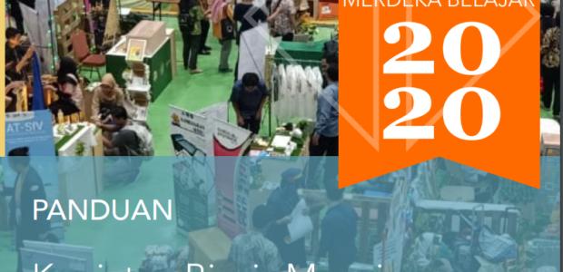 Tawaran Mengikuti Program Kegiatan Bisnis Manajemen Mahasiswa Indonesia (KBMI) Tahun 2020