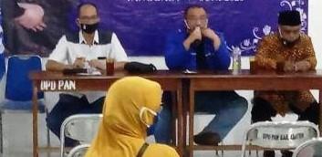 Reses Tahap II, Bersama Nurcholis Madjid dari PAN Klaten Sukses.
