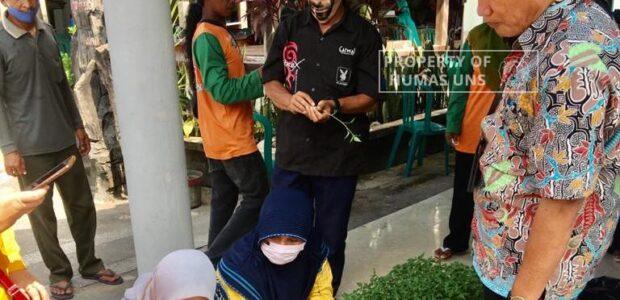 Pelatihan Budidaya Cabai di Lahan Kering Bersama Tim Pengabdian Fakultas Pertanian UNS.