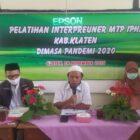 MTP IPHI Klaten Adakan Pelatihan Interpreuner Dimasa Pandemi Covid 19.