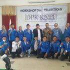 DPK KNPI Klaten Dilantik, Pemuda Klaten Bersinergi Untuk Negeri