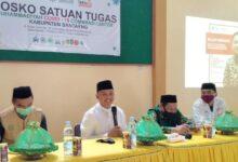 Bupati Bantaeng Silaturahmi Bersama Angkatan Muda Muhammadiyah(AMM) dalam Mengawali Tahun 2021